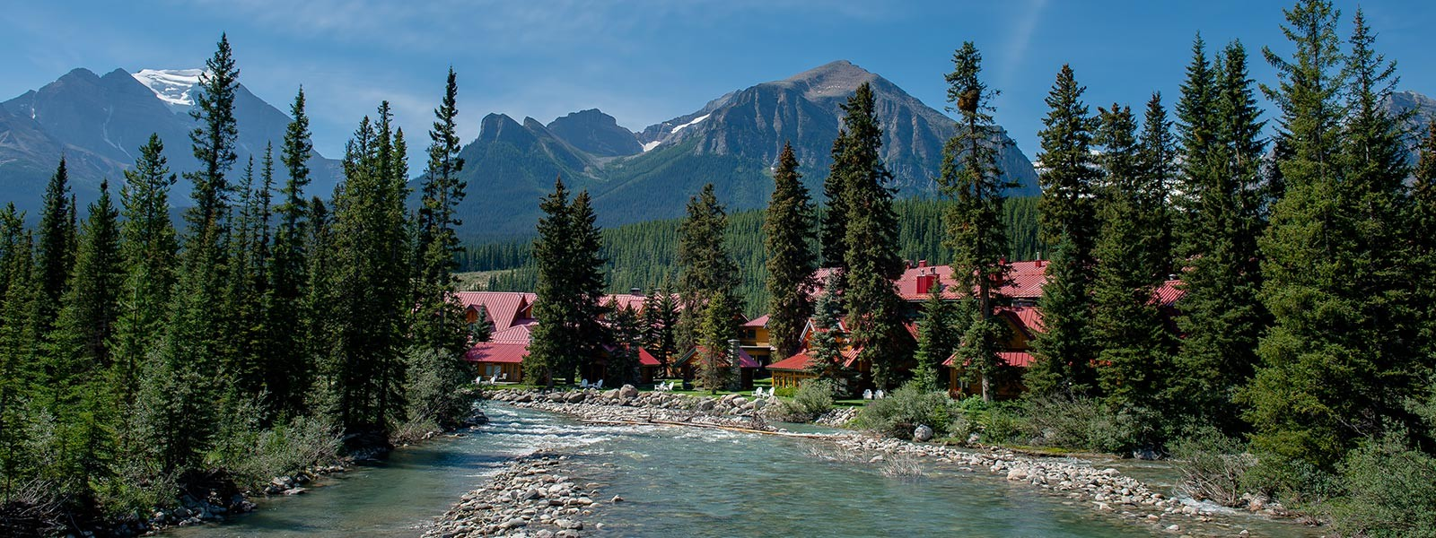Banff National Park Hotel Location The Post Hotel