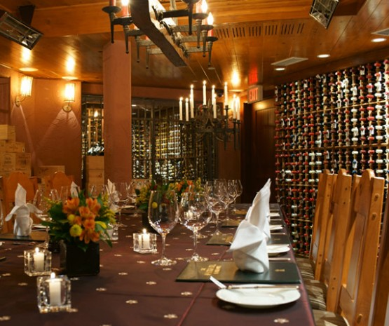 Wine Cellar Wedding Venue: Lake Louise Hotel - Meeting & Event Venues