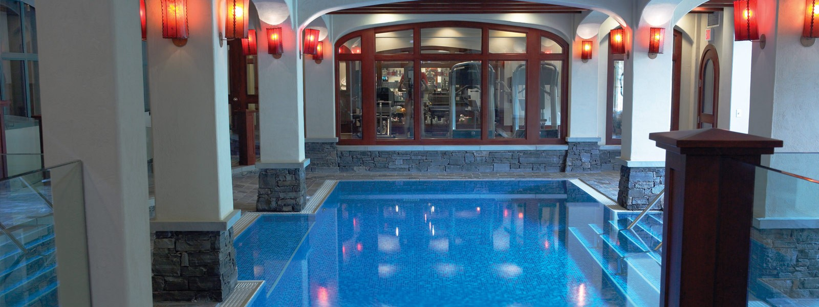 Lake Louise Hotel & Spa - Salt Water Pool | The Post Hotel