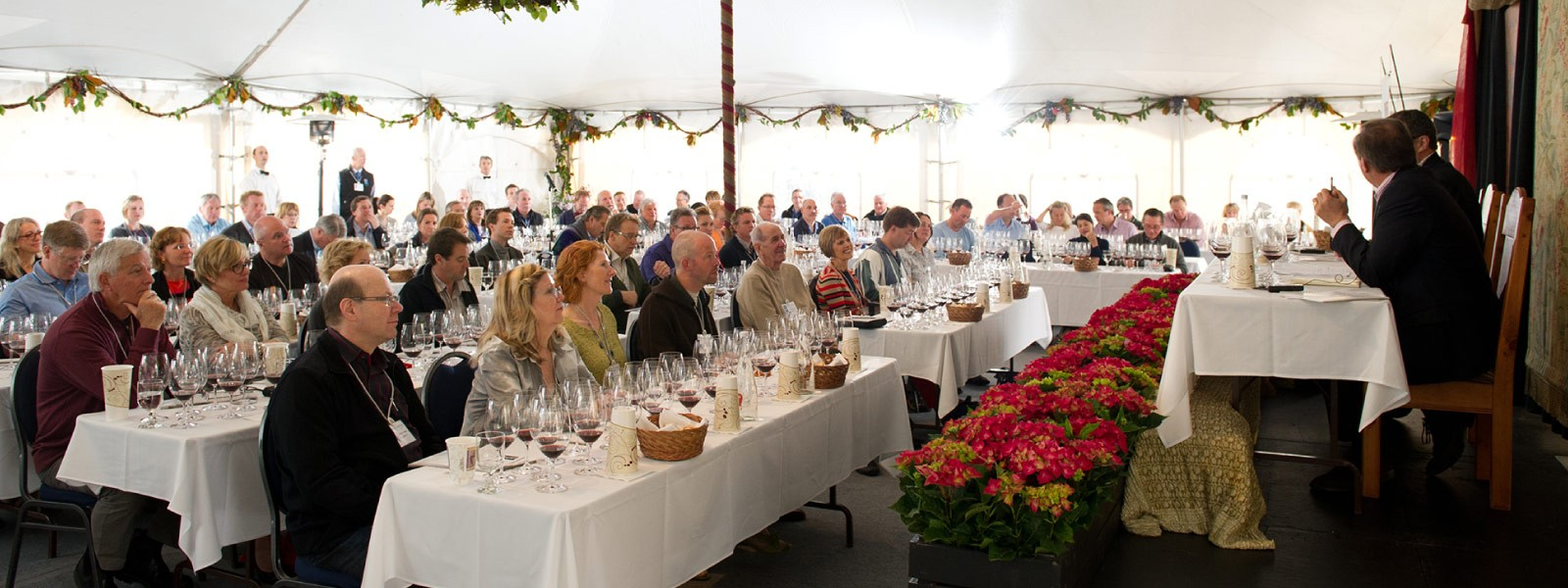 We Are Delighted To Announce That The Thirth Wine Summit Lake Louise Was A Smashing Success